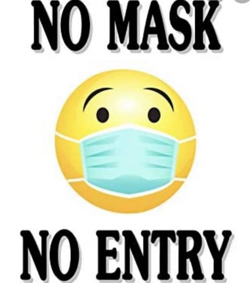 No Mask- No Entry